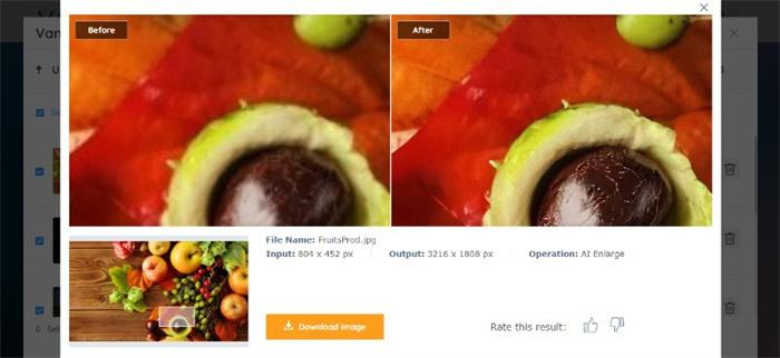 Fruits Product Vance
