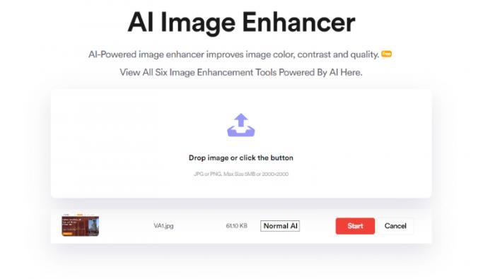 let's enhance Alternative imaglarger